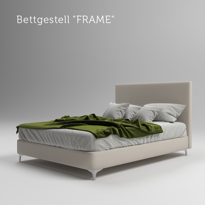 Bettgestell Frame
