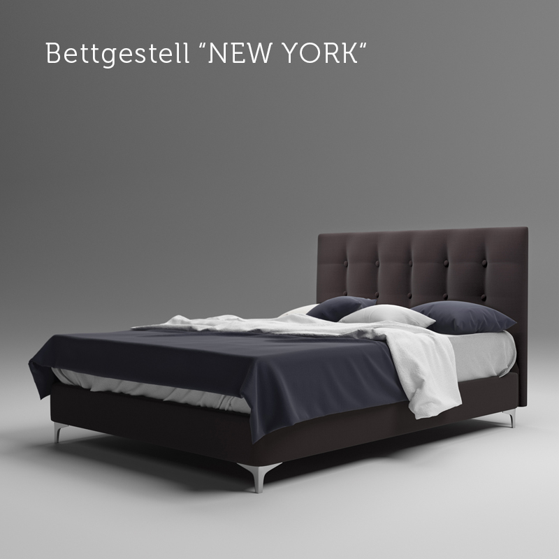 Bettgestell New York