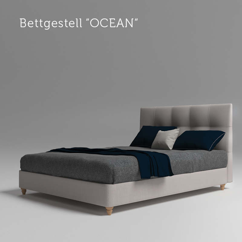 Bettgestell Ocean
