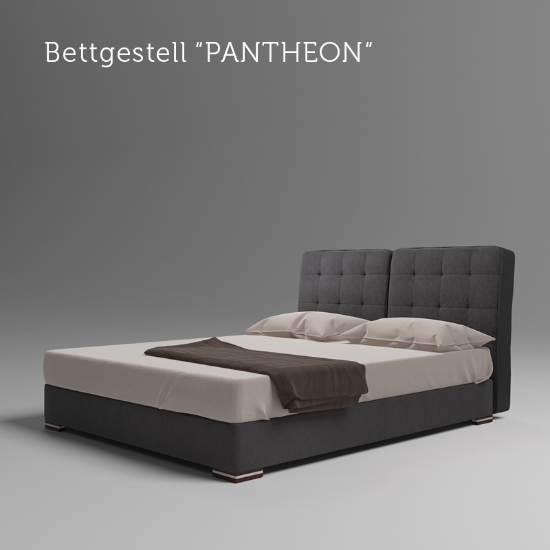 Bettgestell Pantheon