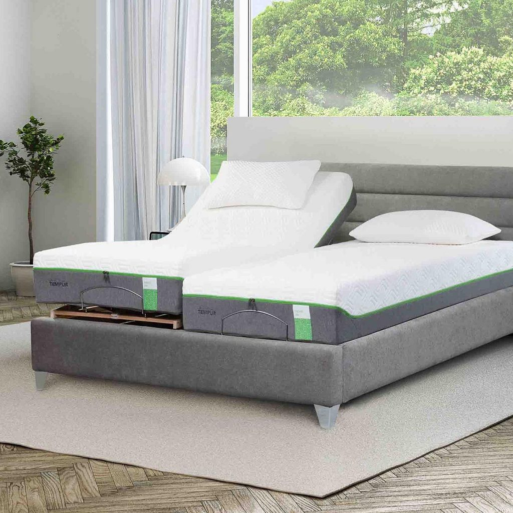 boxspringbett hybrid supreme adjustable luxus. Black Bedroom Furniture Sets. Home Design Ideas